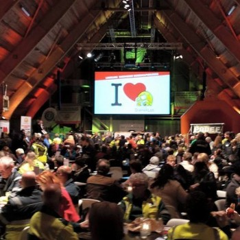 Stichting DierenDonatie.nl op landelijke bijeenkomst Dierenlot